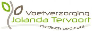 Voetverzorging Jolanda Tervoort Logo
